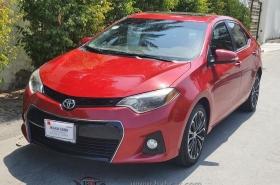 Toyota - Corolla S