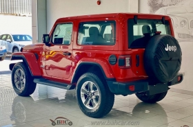 Jeep - WranglerSahara JL