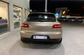 Porsche - Macan S