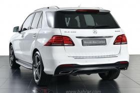 MercedesBenz - GLE 400 4Matic