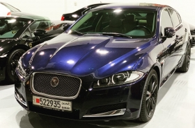 Jaguar - XF SuperCharged