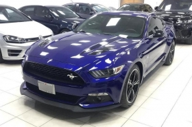 Ford - Mustang California
