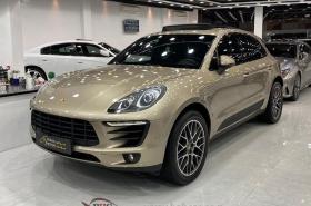 Porsche - MacanS
