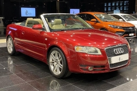 Audi - A4 Cabriolet
