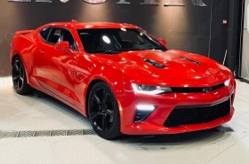 Chevrolet - Camaro SS
