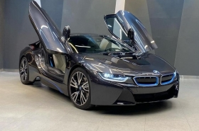 BMW - i8Edrive