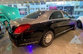 MercedesBenz - S400