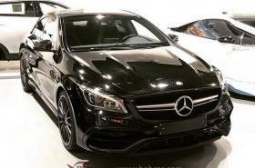 Mercedes-Benz - CLA 45