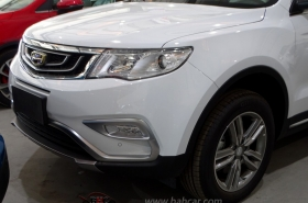 Geely - Emgrand X7 Sport