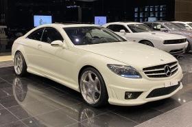 Mercedes - CL63 AMG