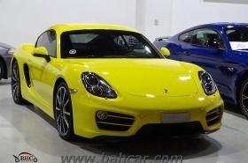 Porsche - Cayman