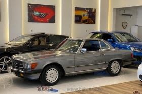 MercedesBenz - SL 560