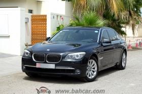 BMW - 740 Li