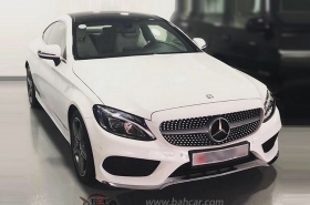 MercedesBenz - C200 Coupe