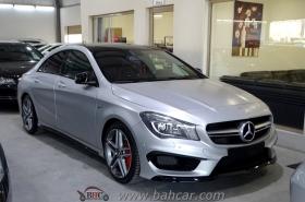 MercedesBenz - CLA45