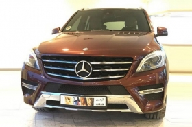 Mercedes-Benz - ML350 AMG