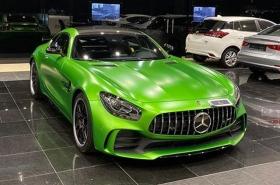 MercedesBenz - GTS AMG
