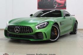 Mercedes-Benz - GTR