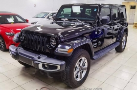 Jeep - WranglerSahara