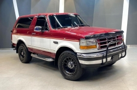 Ford - Bronco