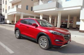 Hyundai - Tucson Limited