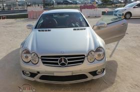 MercedesBenz - SL55 AMG