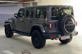 Jeep - Wrangler Sahara NightEagle