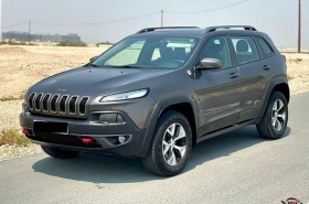 Jeep - Cherokee Trailhawk
