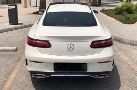 Mercedes - E 200 Coupe