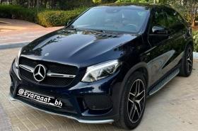 Mercedes - GLE 43