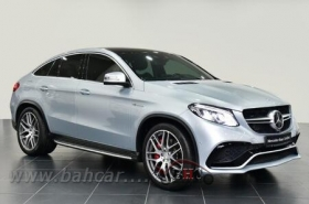 Mercedes-Benz - GLE63s