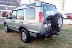 LandRover - Discovery