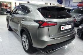 Lexus - NX 200 T