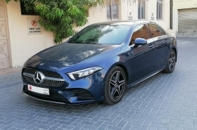 Mercedes - A 200