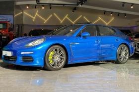 Porsche - Panamera S Hybrid
