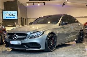 MercedesBenz - C63 S