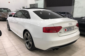 Audi - A5 Coupe
