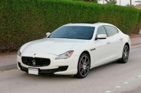 Maserati - Quattroporte S