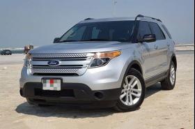 Ford - Explorer XLT