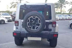 Jeep - Wrangler Rubicon