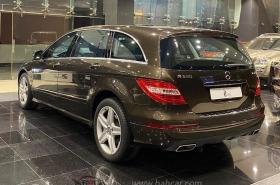 MercedesBenz - R350