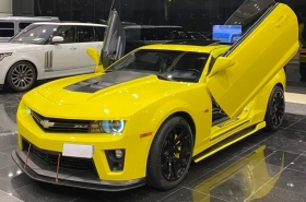Chevrolet - Camaro ZL1