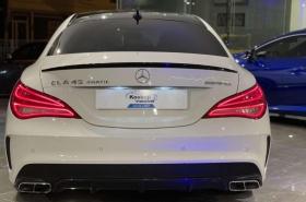 Mercedes - CLA 45