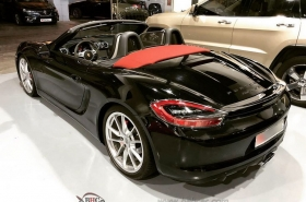 Porsche - BoxsterGTS