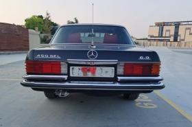MercedesBenz - SEL 350