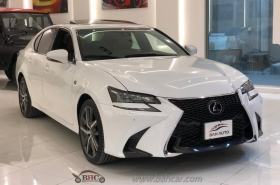 Lexus - GS350 F