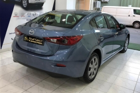 Mazda - Mazda 3