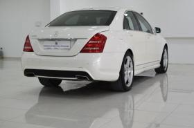 MercedesBenz - S350