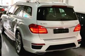 MercedesBenz - GL500