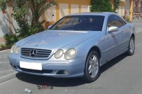 Mercedes-Benz - CLS500